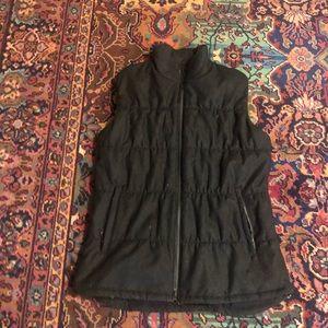 Patagonia women's primoloft Wool blend vest size L